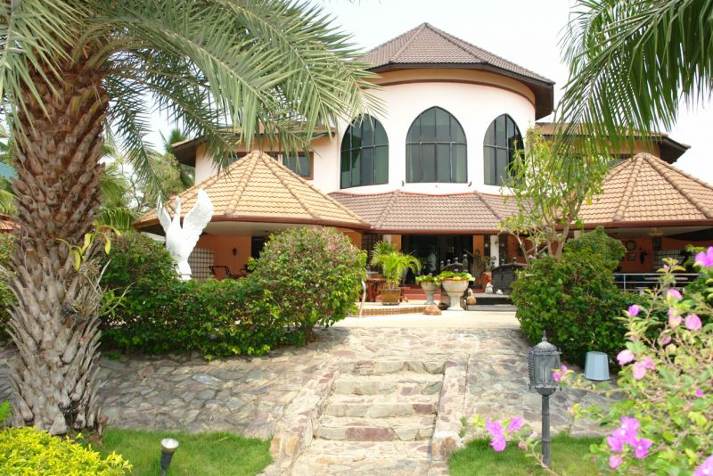 Kinnaree Palace House In East Pattaya House For Sale