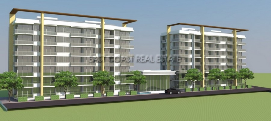 Land with building permits for condominium project 7