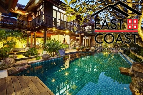 Private Thai Bali style pool Villa 43