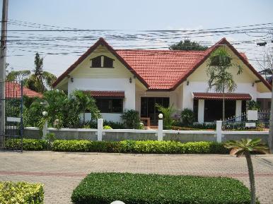 Jomtien Garden Village 1