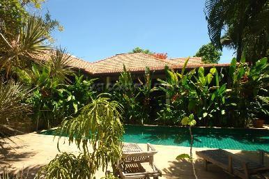 Garden Villa  1