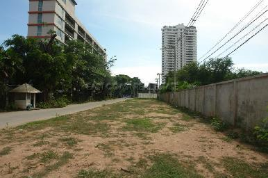 Land with building permits for condominium project 1