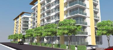 Land with building permits for condominium project 5