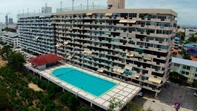 Pattaya Plaza Condotel 10