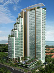The Peak Towers condos For Sale in  Pratumnak Hill