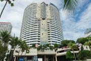 Jomtien Plaza Condominium For Rent in  Jomtien