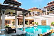 Luxury Balinese Home houses For Sale in  Pratumnak Hill