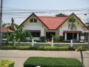 Jomtien Garden Village Houses For Rent in  East Pattaya