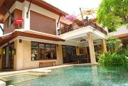 Chateau Dale Thai Bali Houses For Rent in  Jomtien