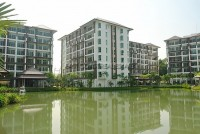 AD Bangsaray Lake & Resort Condominium For Sale in  South Jomtien