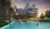 Acqua Condo  Condominium For Sale in  Jomtien