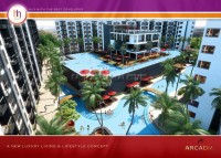 Arcadia Beach Resort - Starting at 1.199m Baht Condominium For Sale in  Pattaya City