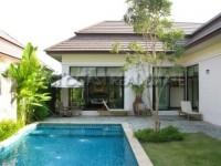Baan Anda  houses For Rent in  East Pattaya