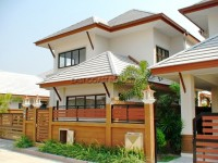 Baan Dusit Park 3 houses For Sale in  East Pattaya