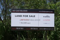 Bang Saray land For Sale in  South Jomtien