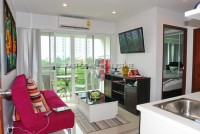 Beach Mountain 6 Condominium For Sale in  Jomtien