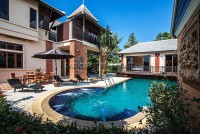 Beverly Thai House Pool Villa houses For Sale in  South Jomtien