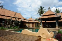 Charknok Luxury Thai Bali Villa Houses For Sale in  East Pattaya