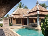 Charknok Luxury Thai Bali Villa 723017