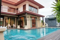 Chateau Dale Thabali houses For sale and for rent in  Jomtien