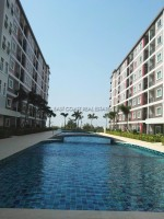Chockchai Condo2 Condominium For Rent in  East Pattaya