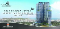 City Garden Tower condos For Sale in  Pattaya City