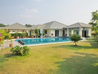 Green Field Villas 4 houses For Sale in  East Pattaya