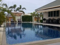 Green Field Villas 4 houses For Rent in  East Pattaya