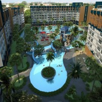 Laguna Beach Resort 2 - 400k Below Developer Price Condominium For Sale in  Jomtien
