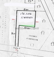 Nongket Yai Land For Sale in  East Pattaya