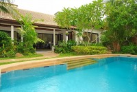Pratumnak Pool Villa Houses For Rent in  Pratumnak Hill