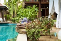 Private Thai Bali style pool Villa 991610