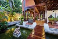 Private Thai Bali style pool Villa 991626