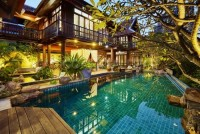 Private Thai Bali style pool Villa 991632