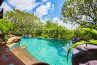 Private Thai Bali style pool Villa 991658