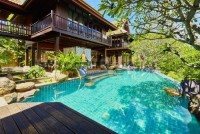 Private Thai Bali style pool Villa 991663