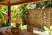 Private Thai Bali style pool Villa 991666