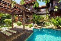Private Thai Bali style pool Villa 991669