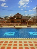 Rose Land and House houses For sale and for rent in  East Pattaya