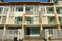 SP Townhome Houses For Sale in  Jomtien