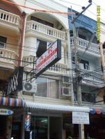 Pattaya Shop House  For Sale in  Pattaya City