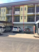 Shop House Soi PhonPrapha Nimit13  For Sale in  East Pattaya