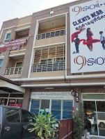 Shop House Soi Siam Country Club   For Sale in  East Pattaya