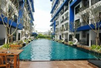 The Blue Residences Condominium For Rent in  East Pattaya