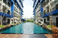 The Blue Residence Condominium For Rent in  East Pattaya
