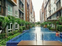 The Trust Residence North Pattaya Condominium For Sale in  Pattaya City