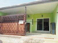 Town house in Soi Arunothai houses For Sale in  Pattaya City