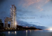 Waterfront  Suites & Residences Condominium For Sale in  Pattaya City
