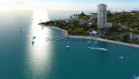 Wongamat Tower  Condominium For Sale in  Wongamat Beach
