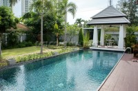 Wongamat Executive Pool Villa houses For Rent in  Wongamat Beach